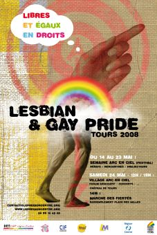 glesbian and Gay pride 2008 TOURS